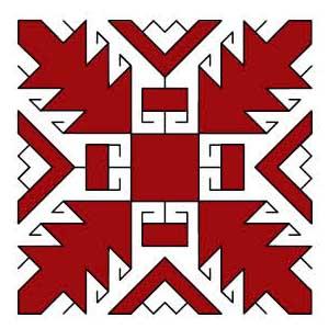 Марийские орнаменты для вышивки
