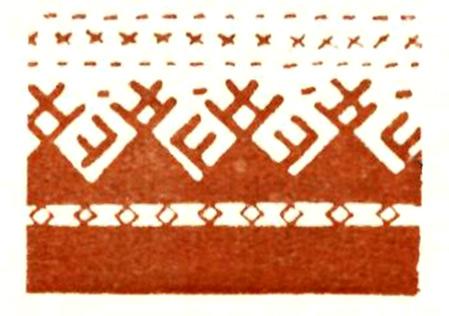 Марийский орнамент для вышивки
